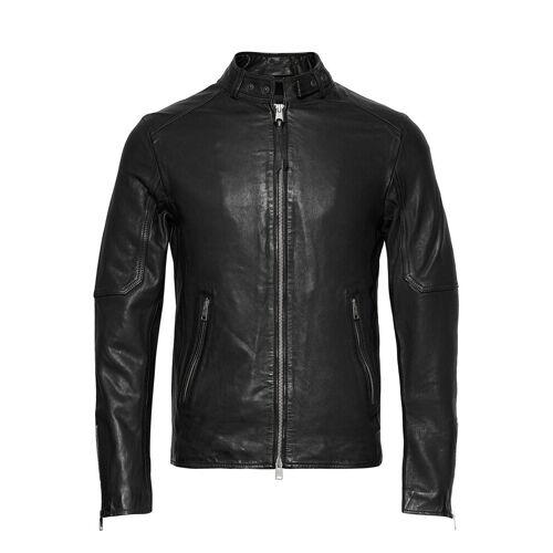 AllSaints Cora Jacket Lederjacke Schwarz ALLSAINTS Schwarz M,L,XL,S