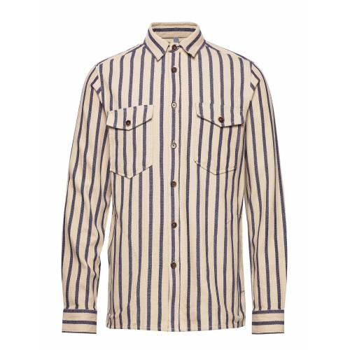 ANERKJENDT Ak Lion Shirt Hemd Casual Braun ANERKJENDT Braun XL,S