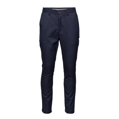 ANERKJENDT Akberan Pants Chinos Hosen Blau ANERKJENDT Blau M,L,S