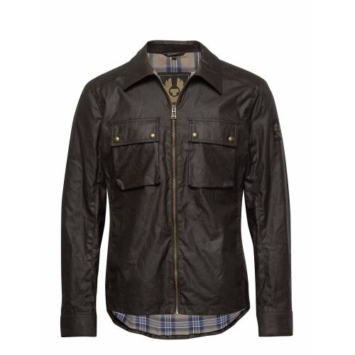 Belstaff Dunstall Jacket Dünne Jacke Grün BELSTAFF Grün XXL,M,L