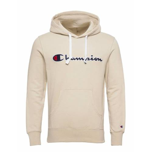 Champion Hooded Sweatshirt Hoodie Pullover Creme CHAMPION Creme M,S,L,XS,XL