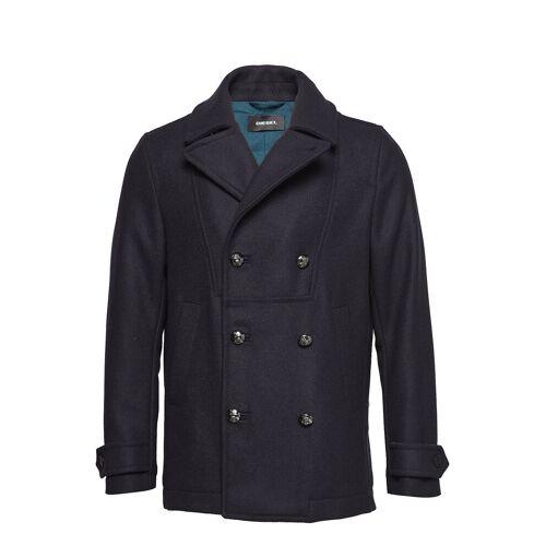 DIESEL MEN W-Banfi Jacket Wolljacke Jacke Blau DIESEL MEN Blau L,M,XL
