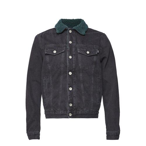DIESEL MEN D-Gioc-Fur Jacket Jeansjacke Denimjacke Blau DIESEL MEN Blau XL,M,S,L