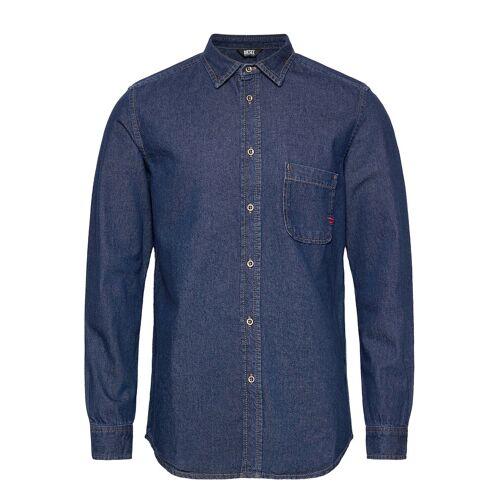 DIESEL MEN D-Billy Shirt Hemd Casual Blau DIESEL MEN Blau XL,M,L,S,XXL