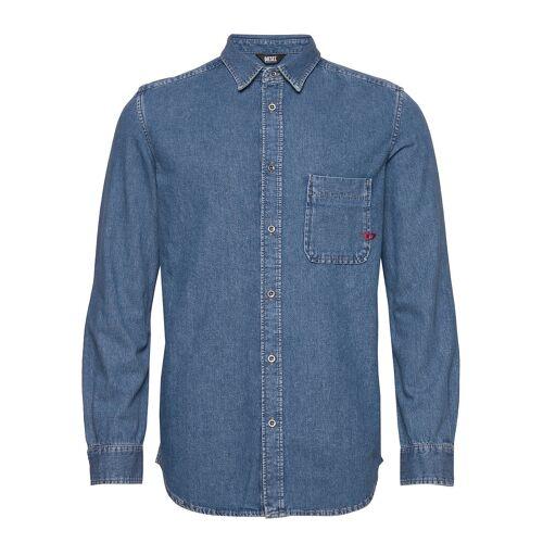DIESEL MEN D-Billy Shirt Hemd Casual Blau DIESEL MEN Blau M,L,XXL,S