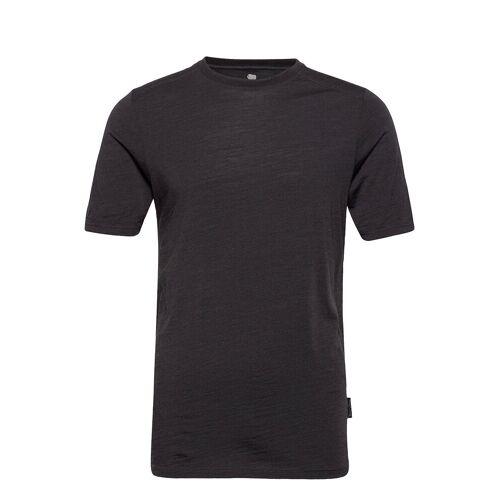 DOVRE Model 2 100% Wool T-Shirt Schwarz DOVRE Schwarz L,XL,M,S,XXL