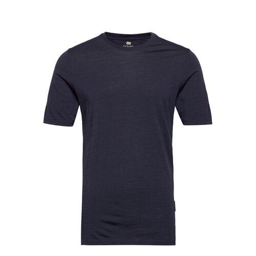 DOVRE Model 2 100% Wool T-Shirt Blau DOVRE Blau L,XL,M,S,XXL