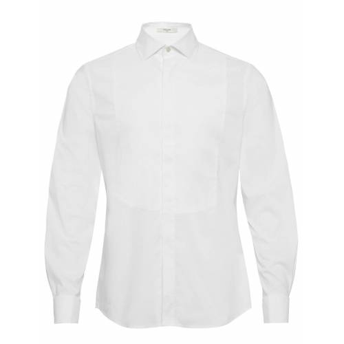 Gant G1. Tp Tuxedo Shirt Slim Spread Shirts Tuxedo Shirts Weiß GANT Weiß 44.5