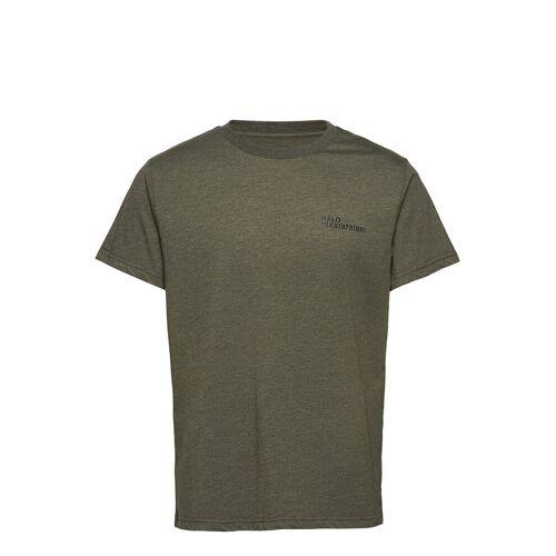 Halo 50/50 Tee T-Shirt Grün HALO Grün M,L,XS,S,XXL,XL