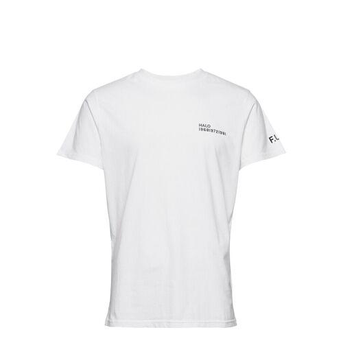 Halo Cotton Tee T-Shirt Weiß HALO Weiß M,L,XL,S,XXL,XS