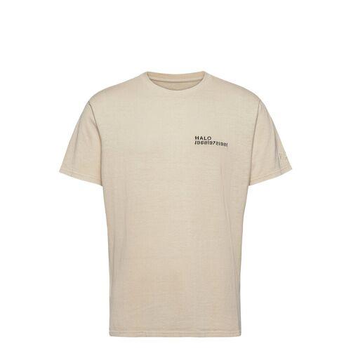 Halo Hemp Tee T-Shirt Weiß HALO Weiß L,M,XL,S,XXL,XS