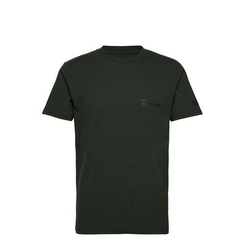 Halo Cotton Tee T-Shirt Grün HALO Grün L,M,XL,S,XXL,XS