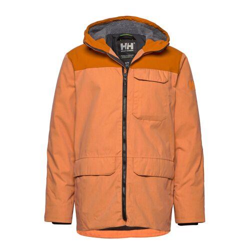 Helly Hansen Hudson Parka Parka Jacke Orange HELLY HANSEN Orange L,XL,S
