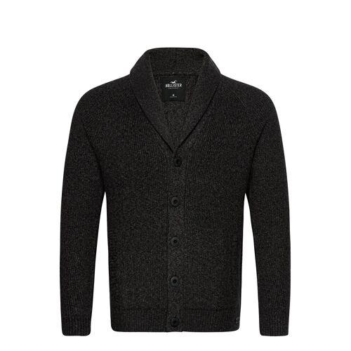 Hollister Hco. Guys Sweaters Cardigan Strickpullover Grau HOLLISTER Grau XS,XXL