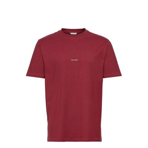 HOLZWEILER Live Tee T-Shirt Rot HOLZWEILER Rot L,M,XL,S,XXL