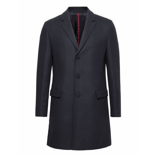 HUGO Migor2111 Wollmantel Mantel Blau HUGO Blau 52,48,50,54,56,46