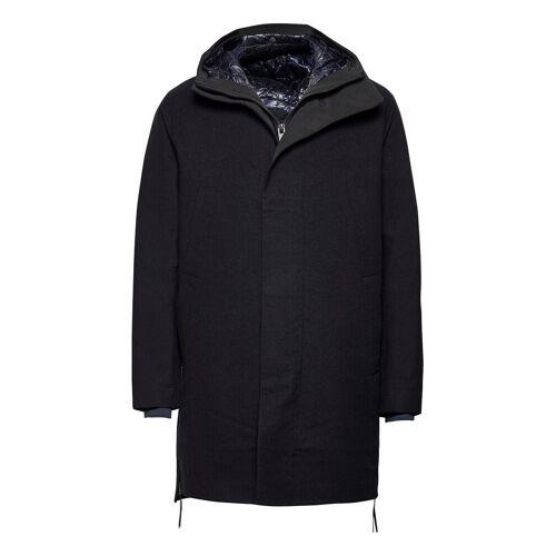 KRAKATAU Wool Liner Parka Parka Jacke Blau KRAKATAU Blau L,XL,M