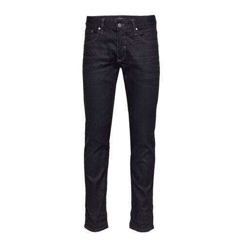 lindbergh Superflex Jeans Overdyed Blue Slim Jeans Blau LINDBERGH Blau 33,31,34,32,30,36,28