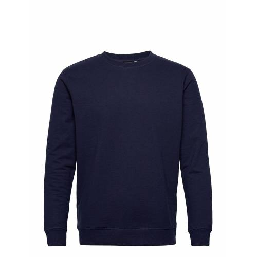 Minimum Scar Sweat-shirt Pullover Blau MINIMUM Blau M,L,XL,XXL,S