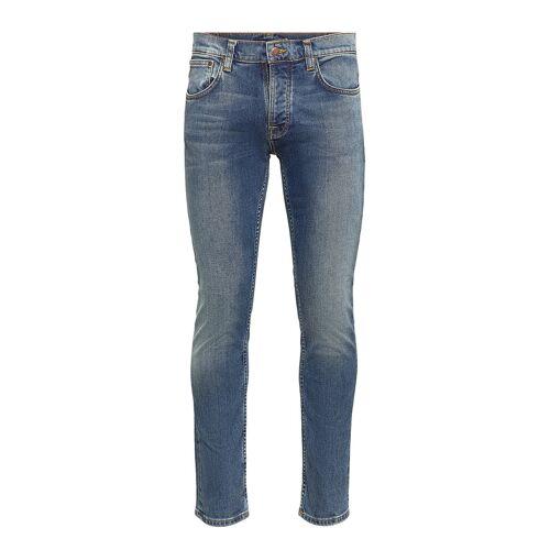 Nudie Jeans Grim Tim Slim Jeans Blau NUDIE JEANS Blau 29,34,31,32,33,30,36,28,38