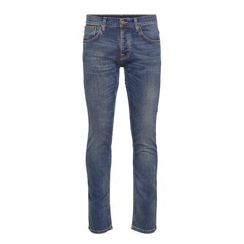 Nudie Jeans Grim Tim Slim Jeans Blau NUDIE JEANS Blau 30,33,32,31,34,36,29,38,28