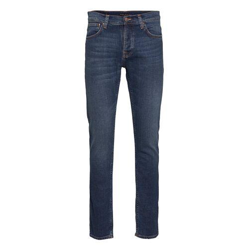 Nudie Jeans Grim Tim Slim Jeans Blau NUDIE JEANS Blau 34,31,32,33,30,36,29,38,28