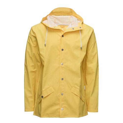 Rains Jacket Regenkleidung Gelb RAINS Gelb M/L,S/M,XS/S,L/XL,XXS/XS