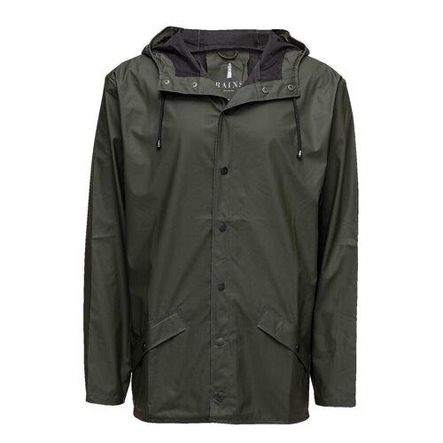 Rains Jacket Regenkleidung Grün RAINS Grün M/L,S/M,XS/S,L/XL,XXS/XS