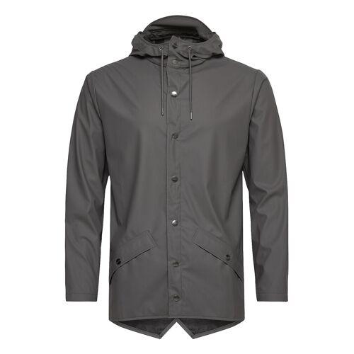 Rains Jacket Regenkleidung Grau RAINS Grau XXS/XS