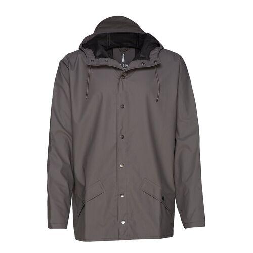 Rains Jacket Regenkleidung Grau RAINS Grau L/XL,S/M,XS/S,M/L