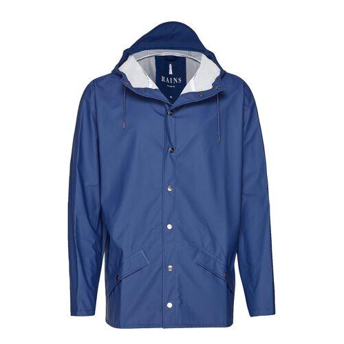 Rains Jacket Regenkleidung Blau RAINS Blau S/M