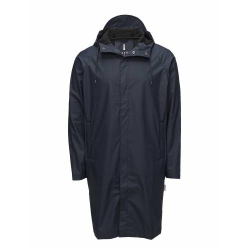 Rains Coat Regenkleidung Blau RAINS Blau S/M,XS/S