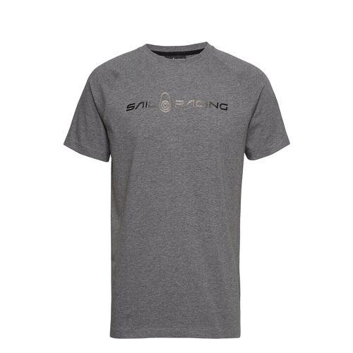 SAIL RACING Race Logo Tee T-Shirt Grau SAIL RACING Grau