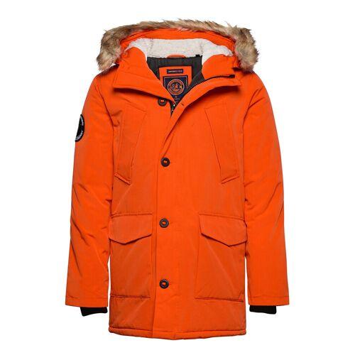 Superdry Everest Parka Parka Jacke Orange SUPERDRY Orange L,M,XL,XXL,S