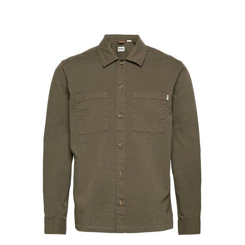 Timberland Ls Gd Shirt Hemd Casual Grün TIMBERLAND Grün L,XL,M,XXL,S