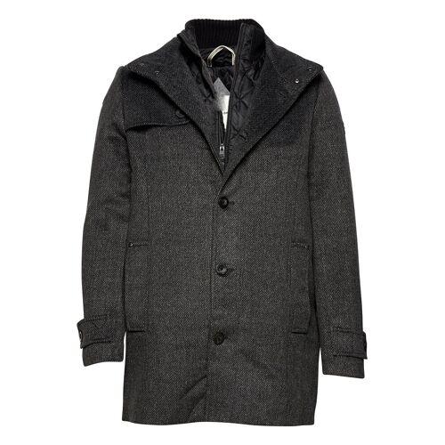 Tom Tailor Wool Coat No Wollmantel Mantel Grau TOM TAILOR Grau L,M,XL,XXL,S
