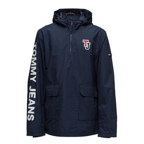 Tommy Jeans Tjm Logo Pullover Ja Dünne Jacke Blau TOMMY JEANS Blau L