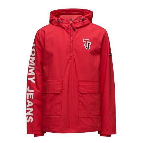 Tommy Jeans Tjm Logo Pullover Ja Dünne Jacke Rot TOMMY JEANS Rot L,XXL,M,XL