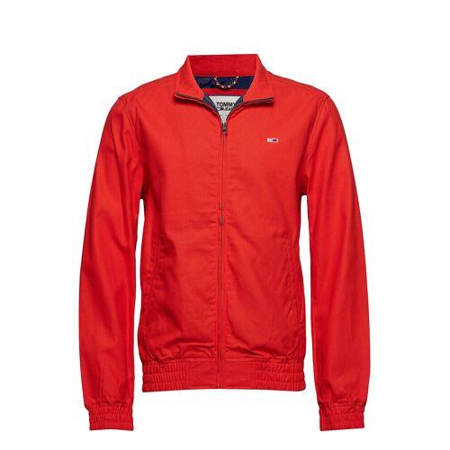 Tommy Jeans Tjm Casual Cotton Jacket Dünne Jacke Rot TOMMY JEANS Rot L,M,XXL,S