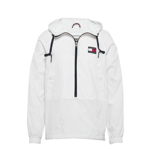 Tommy Jeans Tjm Contrast Zip Pop Dünne Jacke Weiß TOMMY JEANS Weiß M,S,L