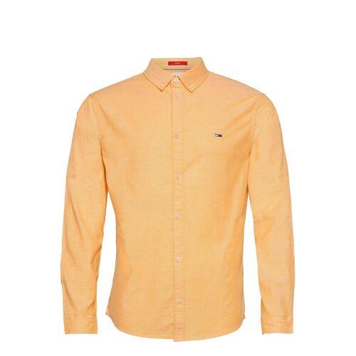 Tommy Jeans Tjm Slim Stretch Oxf Hemd Casual Orange TOMMY JEANS Orange L,M,XL,XXL,S