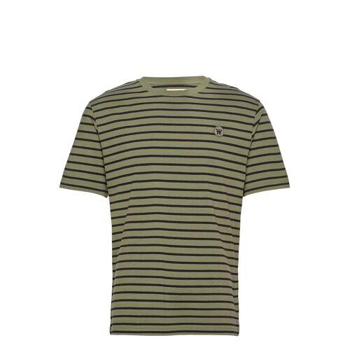 WOOD WOOD Ace T-Shirt T-Shirt Grün WOOD WOOD Grün L,XL,S,M,XXL
