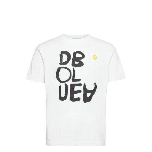 WOOD WOOD Ace T-Shirt T-Shirt Weiß WOOD WOOD Weiß L,M,XXL,XL,S,XS