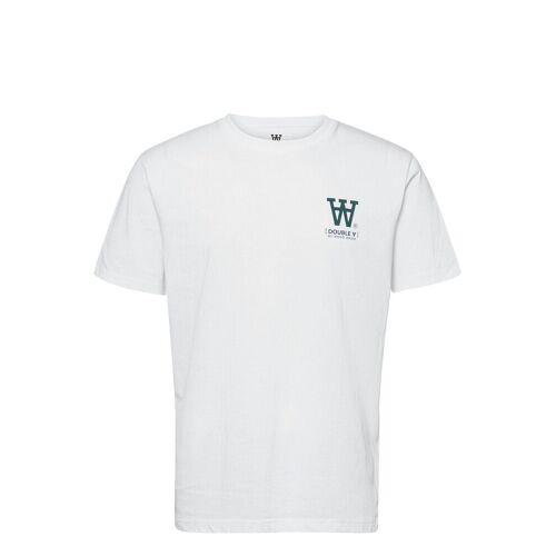 WOOD WOOD Ace T-Shirt T-Shirt Weiß WOOD WOOD Weiß M,L,XXL,XL,S,XS