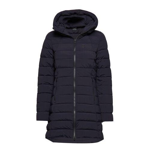8848 ALTITUDE Arabella W Coat Gefütterter Mantel Blau 8848 ALTITUDE Blau 38,40,42,36,34