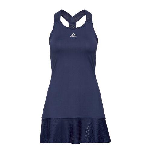 ADIDAS TENNIS Tennis Y-Dress Kurzes Kleid Blau ADIDAS TENNIS Blau L,XS