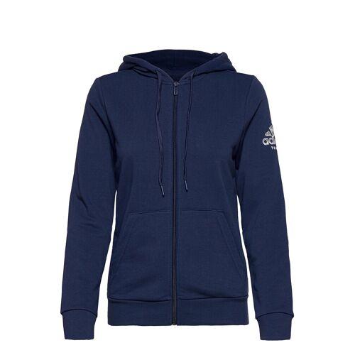 ADIDAS TENNIS Club Logo Hoodie Hoodie Pullover Blau ADIDAS TENNIS Blau L,S,M,XS