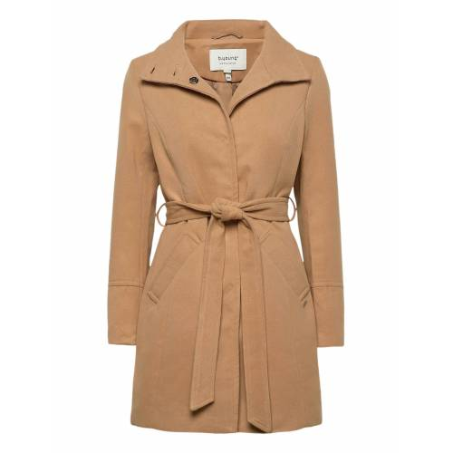 b.Young Bycirla Coat - Wollmantel Mantel Beige B.YOUNG Beige 38,44,42,40
