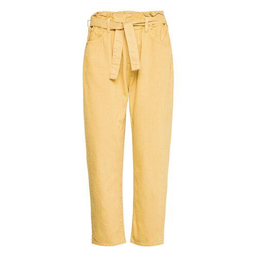 BA&SH Jalia Trousers Jeans Mom Jeans Gelb BA&SH Gelb M,S