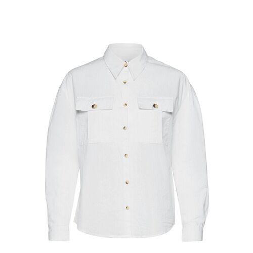 BA&SH Pepa Shirt Langärmliges Hemd Weiß BA&SH Weiß M,S,XS,L